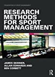 Cover of Research Methods for Sport Management