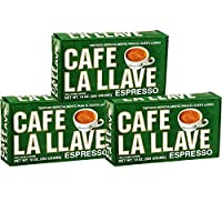 Cafe La Llave 10 oz (3 Pack) [並行輸入品]