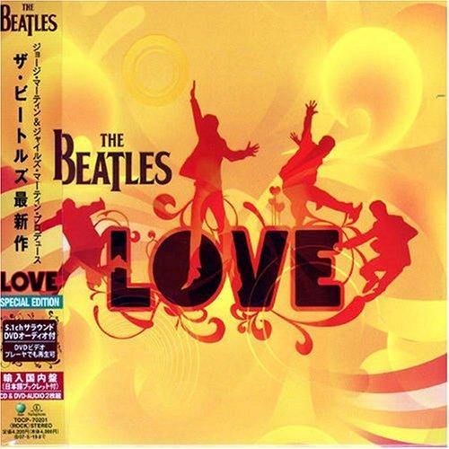 LOVE (DVDオーディオ付)の詳細を見る
