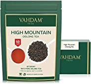 VAHDAM, High Mountain Oolong Tea Leaves from Himalayas (50 Cups), (100gm), Oolong Tea for Weight Loss, 100% De