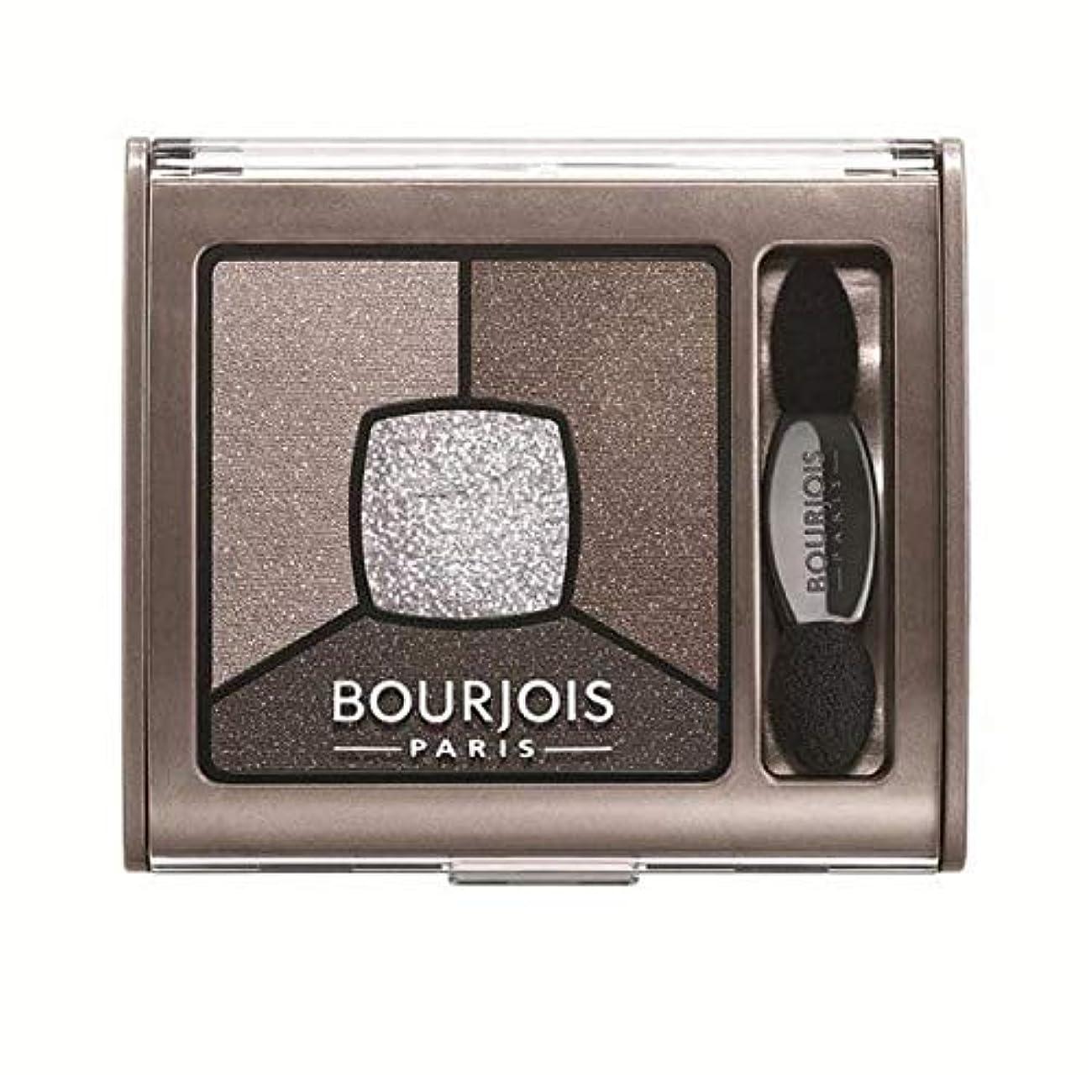 賢明な報奨金オプション[Bourjois ] ヌード良いブルジョワクワッドスモーキー話のアイシャドウパレット - Bourjois Quad Smoky Stories Eyeshadow Palette Good Nude [並行輸入品]