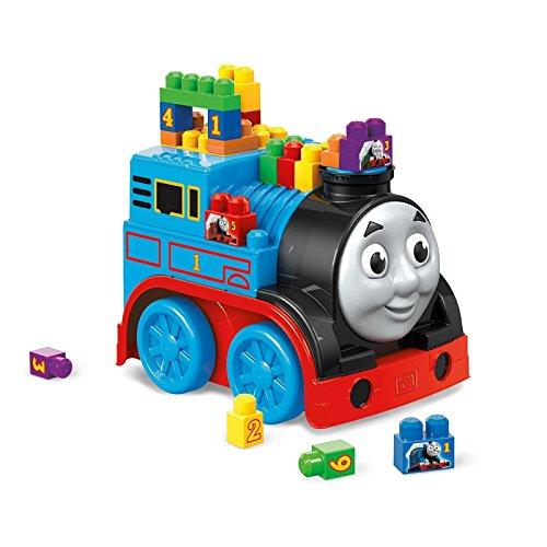 [해외]피셔 - 프라이스 1 세부터 메가 블록 고고! 점보 토마스 20 조각 FFD63/Fischer Price 1 mega block mega block go-go! Jumbo Thomas 20 piece FFD 63