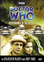 Doctor Who: Remembrance of the Daleks [DVD] [Import]