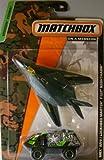 Matchbox On A Mission - MBX ARV / Lockhead Martin F117 Nigthawk Mission Combat Set