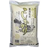 無洗米 新潟産 コシヒカリ 5kg 平成28年度産