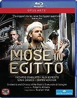 Rossini: Mose in Egitto [Blu-ray] [Import]
