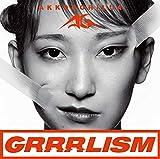 GRRRLISM(初回生産限定盤)(DVD付)(特典なし)