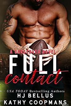 Full Contact (The Crossover Series) by [Coopmans, Kathy, Bellus, HJ]