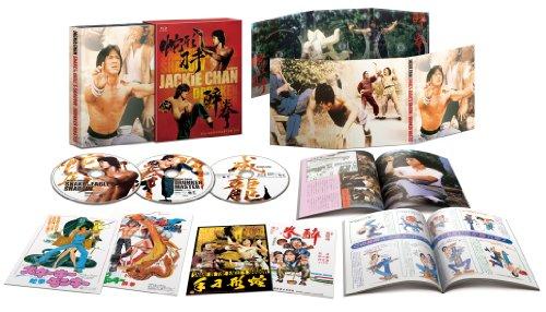 「酔拳」「蛇拳」製作35周年記念限定3枚 [Blu-ray] -
