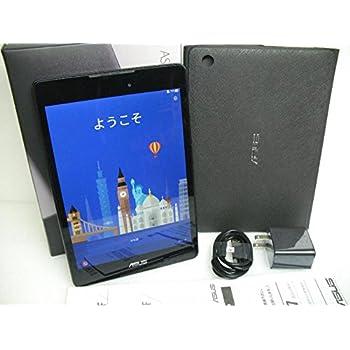 エイスース 7.9型タブレットパソコン ZenPad 3 8.0 SIMフリーモデル (ブラック)ASUS ZenPad 3 8.0 Z581KL-BK32S4