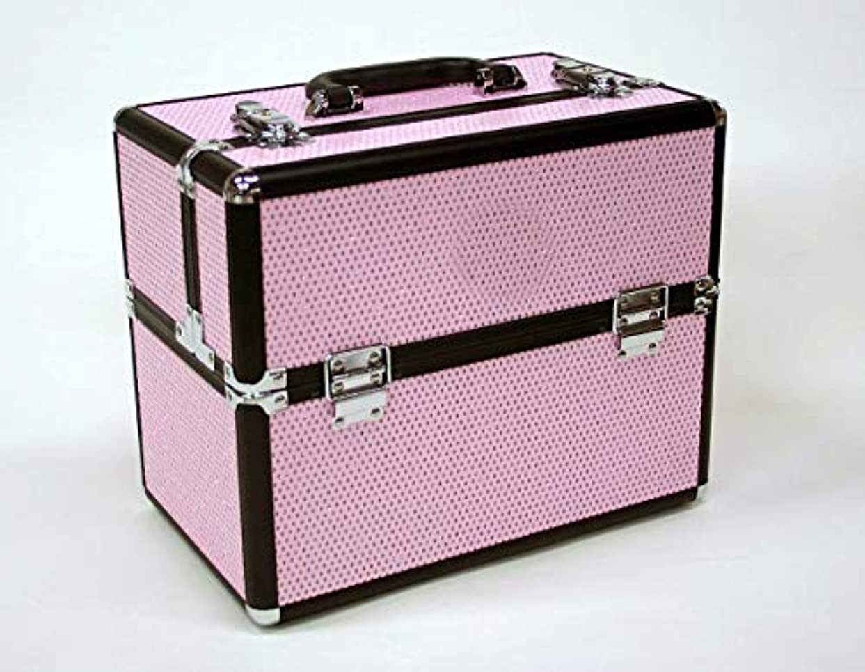女優状ロッカーメイクボックス|D2651IK-6|軽量タイプ|コスメボックス 化粧箱 メイクアップボックス|Make box MAKE UP BOX
