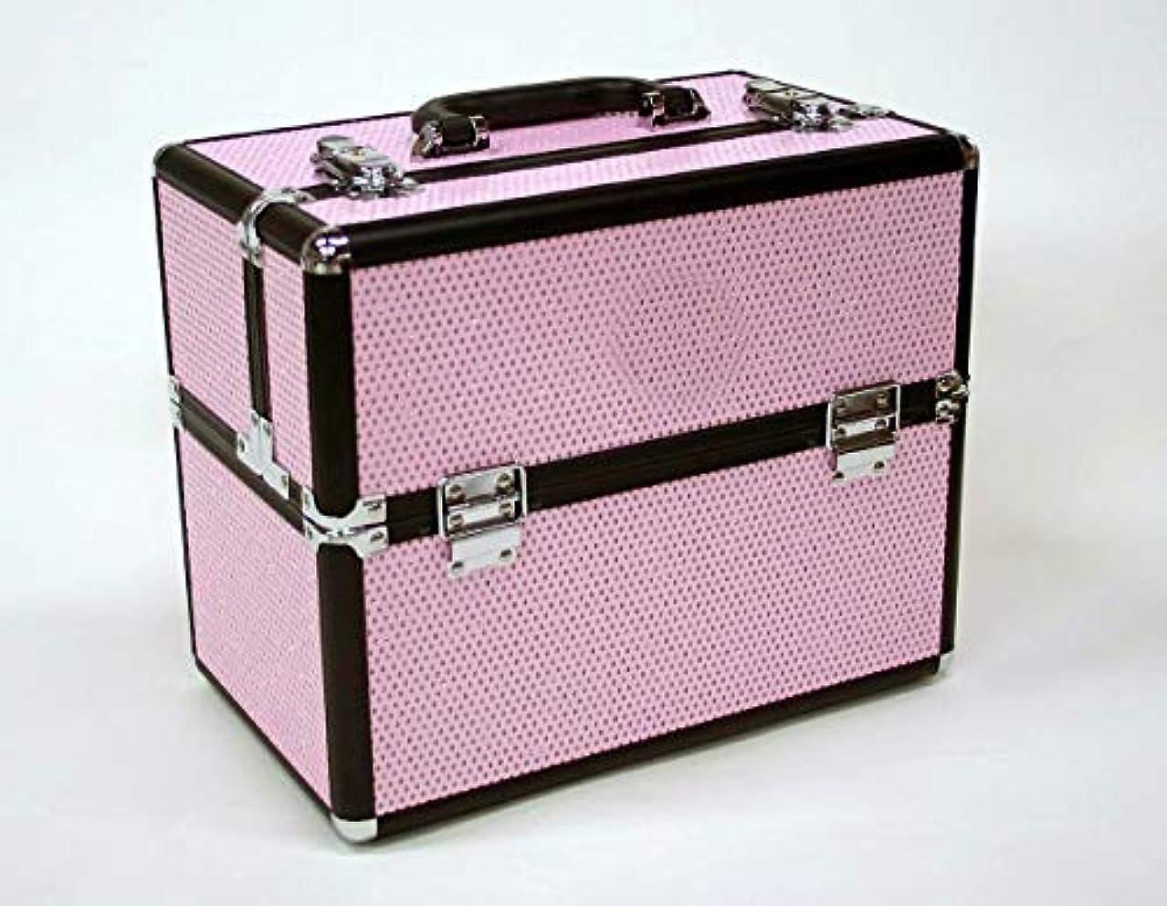 タンザニア分析的なラウズメイクボックス|D2651IK-6|軽量タイプ|コスメボックス 化粧箱 メイクアップボックス|Make box MAKE UP BOX