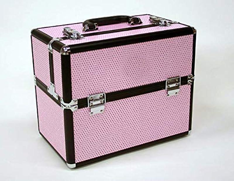 シソーラス唯一惑星メイクボックス|D2651IK-6|軽量タイプ|コスメボックス 化粧箱 メイクアップボックス|Make box MAKE UP BOX