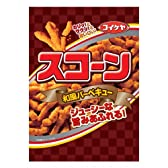 コイケヤ スコーン 和風バーベキュー 80g 【3袋セット】
