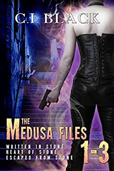 The Medusa Files Collection: Books 1, 2, and 3 by [Black, C.I.]