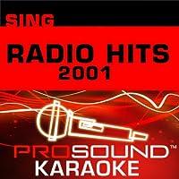 Sing Radio Hits 2001 [KARAOKE]