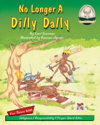 Download No Longer a Dilly Dally (Sommer-Time Story Series Book 12) (English Edition) B00GPD040M