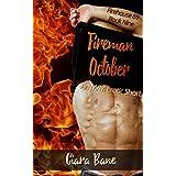 Fireman October: An M/M Erotic Short (Firehouse 69) (English Edition)