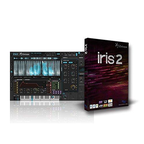 iZotope iris2 ソフトシンセ 【ダウンロード版】 アイゾトープ