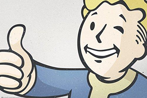 Vault Boy - Fallout 4 Poster - 91.5x61cm