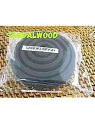 THAI INCENSE タイのうずまき香COILS INCENSE【SANDALWOOD サンダルウッド】