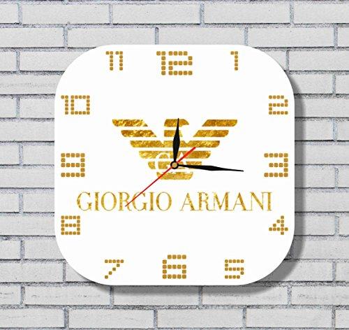 Giorgio Armani 11'' 壁時計 ジョルジオ・...
