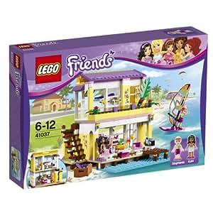 レゴ (LEGO) フレンズ ハートレイクビーチハウス 41037