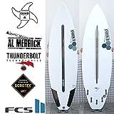 アルメリック サーフボード フレッドスタブル/ AL MERRICK FRED STUBBLE SUPER LIGHT ショートボード チャンネルアイランド サンダーボルト サーフィン