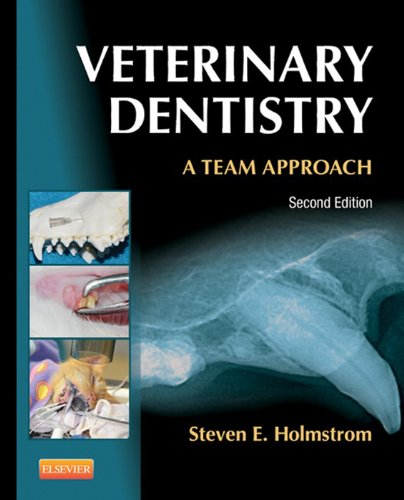 Veterinary Dentistry: A Team Approach - E-Book