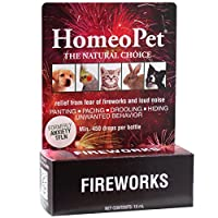Homeopet Anxiety TFLN 15 mL by HomeoPet
