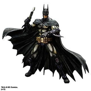 BATMAN: ARKHAM ASYLUM(TM) PLAY ARTS改 -KAI- BATMAN(TM) ARMORED 【バットマン(TM) アーマード】
