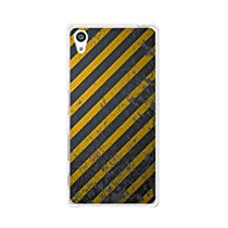 Xperia Z5 SO-01H SOV32 501SO クリアハードケース/カバー 【KEEPOUT】 スマートフォンカバー・ケース