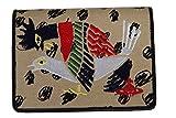 Vivienne Westwood ヴィヴィアンウエストウッド パスケース カードケース 2面パス ベージュ/ブラック P462 新品正規品