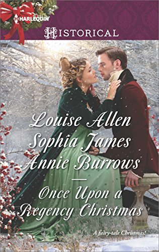 Once Upon a Regency Christmas: An Anthology (Harlequin Historical Book 5) (English Edition)