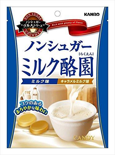 ノンシュガーミルク酪園 6袋