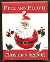 Fitz and Floydジグリングクリスマスサンタ – - © 2005新しいinボックス