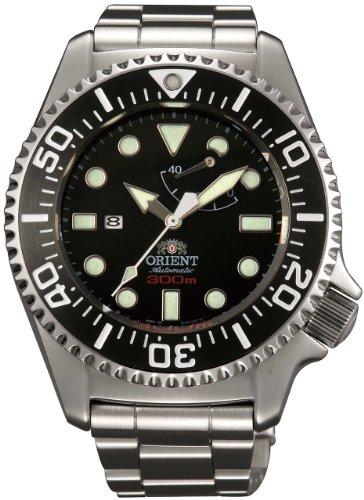 [オリエント]ORIENT 腕時計 スポーティー WORLD STAGE Collection ワールドステージ コレクション 自動巻き (手巻付き) 300m飽和潜水用ダイバー WV0101EL メンズ
