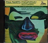 Ruders;Violin Concerto No.1