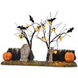 Department 56 Halloween Accessories Village Jack-O-Lantern Yard Accessory, 2.17-Inch [並行輸入品]