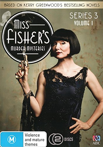 Miss Fisher's Murder Mysteries - Series 3 Volume 1 DVD (2 Discs) (Region 4, Pal Aus Import) (NON US Standard)