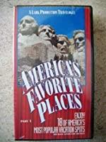 America's Favorite Places with Ed Lark [VHS] [並行輸入品]