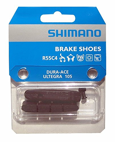 SHIMANO(シマノ) R55C4 カートリッジタイプブレーキシュー [Y8L298060] BR-9000