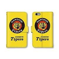 iPhone XS カード スマホケース 手帳型 Apple アップル アイフォン テンエス docomo au SoftBank SIMフリー 阪神タイガース best_tigers