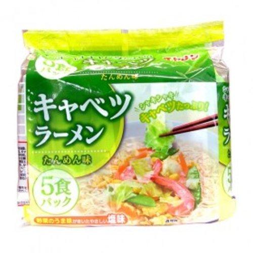 キャベツラーメン たんめん味 5食 90gX50