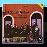 Mozart: Arie Scelte for Soprano and Winds; Salieri: Armonia per un tempio; Beethoven: Sextet op. 71