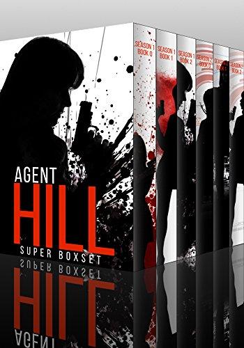 Download Agent Hill Super Boxset: A Gripping Espionage Thriller (English Edition) B074TT8X89