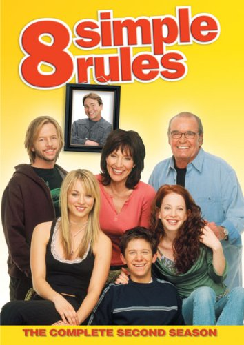 8 Simple Rules: Complete Second Season [DVD] [Import]