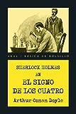 EL SIGNO DE LOS CUATRO (Básica de Bolsillo. Serie Negra)