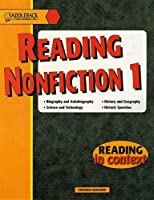 Reading Nonfiction 1 (Reading in Context)