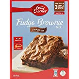 Betty Crocker Fudge Brownie Mix Chocolate, 430g